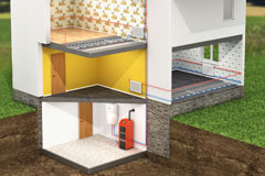 heating your Foulden home with solid fuel